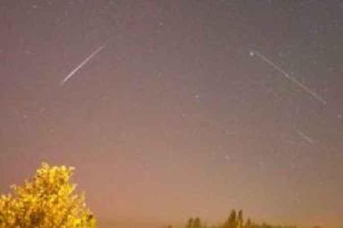 Sternschnuppen Perseiden 2019 Alles Wissenswerte Zur