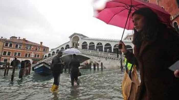 Venedig Maskenpflicht