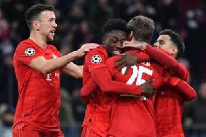 Fc Bayern Spielstand