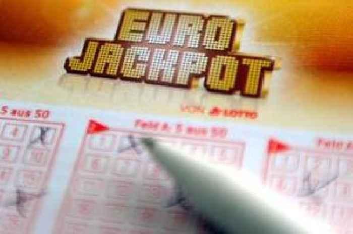 Eurojackpot Heute Zahlen Und Quoten