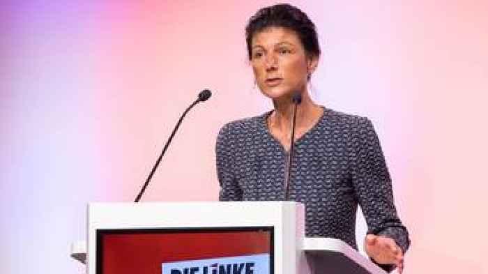 Parteikollegen distanzieren sich von Sahra Wagenknecht