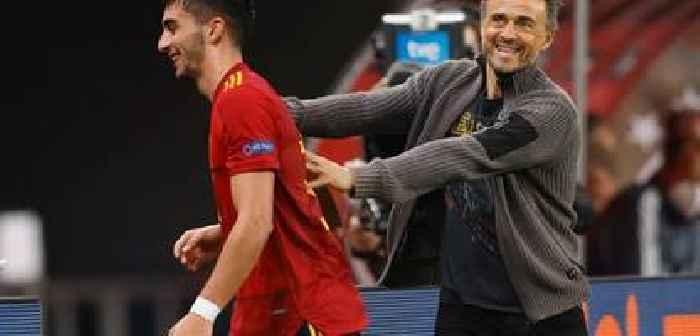 Kader Spanien