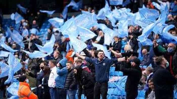 Man City gegen FC Chelsea - UEFA: 16.500 Zuschauer beim ...