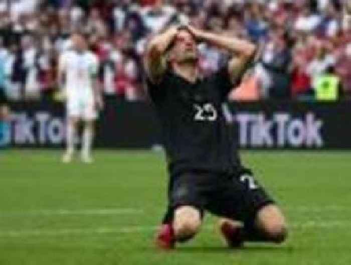 Deutschland scheitert im EM-Achtelfinale an England - News ...
