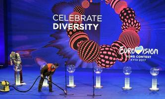 ukraine: eurovision song contest in turbulenzen
