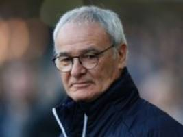 Premier League: Leicester City feuert Trainer Claudio Ranieri