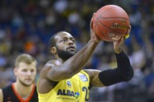 Basketball: Ratiopharm Ulm gegen Alba Berlin  - Stream & Ticker