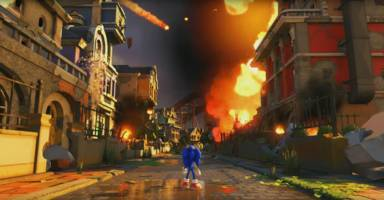 erster gameplay-trailer: sonic forces