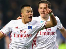 Hamburger SV: Abstiegsklausel für Bobby Wood?