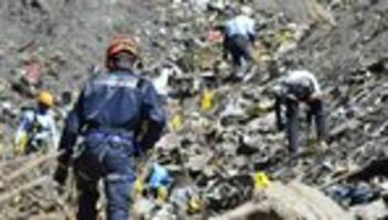 Germanwings-Pilot: Oder waren es Turbulenzen?