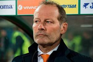 News des Tages: WM-Quali in Gefahr: Hollands Nationaltrainer Danny Blind entlassen