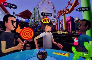 Facebook Spaces: Die VR-Party mit VR-Brille