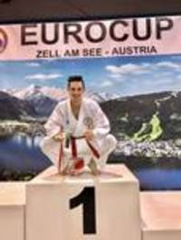 hörmann holt gold beim karate-eurocup