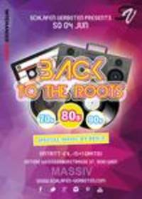 back to the roots - die 80ies retro nacht!
