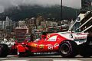 Formel-1-Qualifying im Live-Ticker - Vettel der Topfavorit auf Pole Position in Monaco