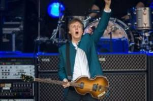 Ex-Beatle: Weltstar aus Liverpool: Paul McCartney wird 75