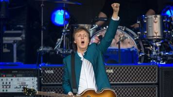 leute: queen befördert sir paul mccartney