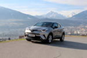 Autotest: Toyota C-HR – der wilde Crossover