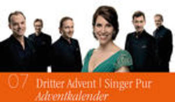 dritter advent | singer pur adventkalender