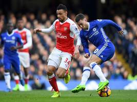 LIVE: FC Chelsea vs. FC Arsenal