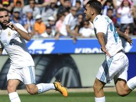 LIVE: Deportivo Alaves vs. Real Madrid
