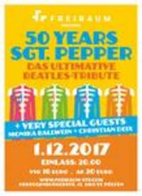 50 years sgt. pepper - das ultimative beatles-tribute