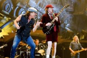 AC/DC-Gitarrist: Ohne ihn gäb's kein Highway to Hell: Malcolm Young ist tot