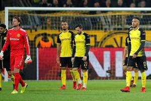 Video: Champions-League-Aus für Borussia Dortmund