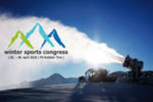 winter sports congress 2018: alpine trends in changing times