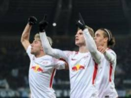Europa League: RB Leipzig feiert Sieg in Neapel