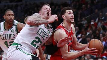 NBA: Schock für Boston Celtics - Lange Pause für Daniel Theis