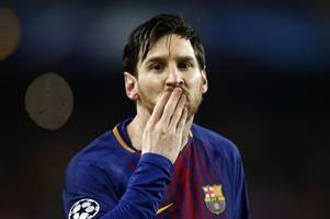 Messi knackt die 100-Tore-Marke in der Champions League