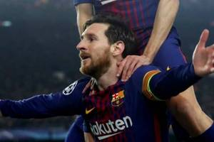 video: messi-show in barcelona