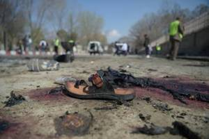Mindestens 26 Tote bei Anschlag in Kabul