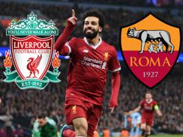 FC Liverpool vs. AS Rom: Alles zu LIVE-STREAM, TV, LIVE-TICKER und Aufstellungen des Champions-League-Krachers