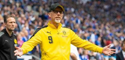 Dortmunds Alternativen zu Peter Stöger sind diffus