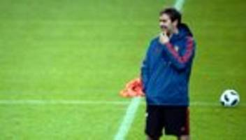 Julen Lopetegui : Real Madrid verpflichtet Spaniens Nationalcoach