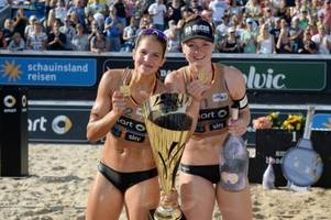 Beach-Volleybal: Sude/Laboureur in Gstaad im Halbfinale