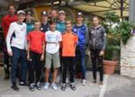 next generation skispringer in mondsee