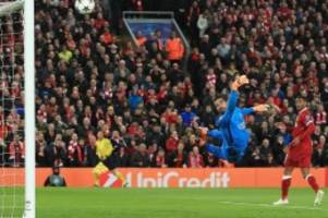 Trandfermarkt: FC Liverpool hat Interesse an Torwart Alisson