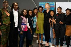 Charlize Theron: Promi-Bild des Tages