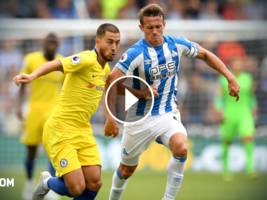highlights, premier league: huddersfield town vs. fc chelsea 0:3