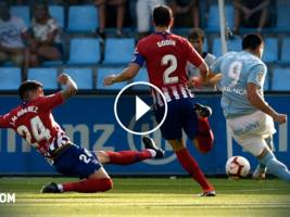 highlights, laliga: celta viga vs. atletico madrid 2:0
