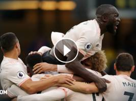 Highlights, Premier League: Watford - Manchester United 1:2