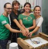 world cleanup day - green heroes get together im innovation laboratory