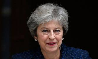 Theresa May: Entweder mein Deal oder kein Deal
