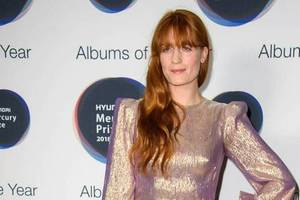 florence welch: look des tages