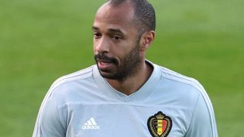 Medienbericht: Thierry Henry vor Trainer-Engagement bei AS Monaco
