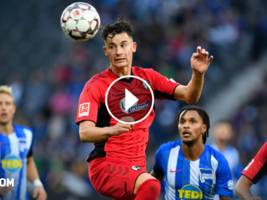 Highlights, Bundesliga: Hertha BSC - SC Freiburg 1:1
