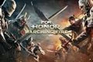 - test: for honor – marching fire